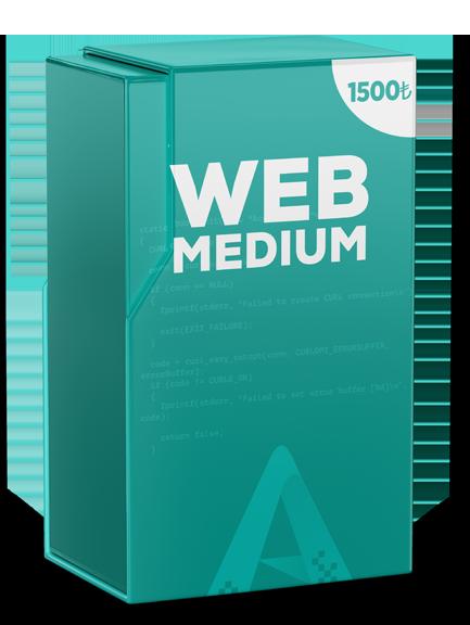 Web Medium